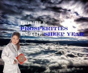 Double Prosperities in the Sheep Year